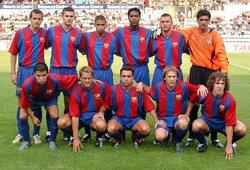 """Šokiruojanti naujoji """"Barcelonos"""" apranga – tarsi šuolis 20 metų atgal?"""