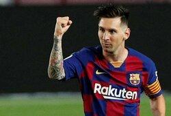 """Šaltiniai Katalonijoje ir Anglijoje atskleidė, į kurį klubą vyktų L.Messi, jeigu paliktų """"Barceloną"""""""