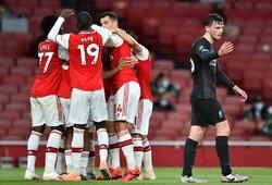 "Grubios V.Van Dijko ir Alissono klaidos paskandino ""Liverpool"" prieš ""Arsenal"""