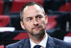 """A.Karnišovas yra nusivylęs """"Bulls"""" sezono pabaiga"""