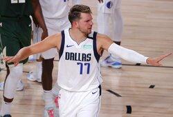 Paaiškėjo septynios NBA atkrintamųjų poros