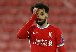 """""""Liverpool"""" rado, kas galėtų pakeisti M.Salah"""