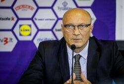 Oficialu: R.Butautas sieks LKF prezidento posto, jo komandoje – stipriausių lygų vadovai