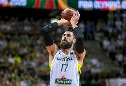 """NBA klubo vadovas: """"Nesuprantu, kaip Valančiūnas pritaps """"Pelicans"""" klube"""""""