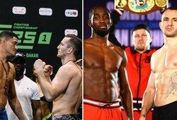 """Kosminė naktis kovinio sporto gerbėjams: kada ir kaip stebėti E.Kavaliauską, L.Urbonavičių ir net tris """"UFC 245"""" titulines kovas?"""