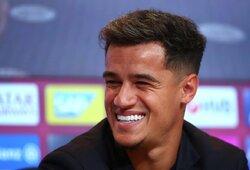 """""""Liverpool"""" dėl P.Coutinho persikėlimo į Bavariją praras 23 mln. svarų sterlingų"""