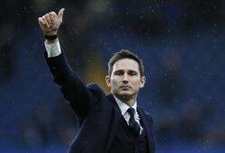 """Paaiškėjo, kiek """"Chelsea"""" kainuos prisivilioti F.Lampardą atgal į Londoną"""