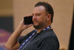 """D.Morey keliasi dirbti į """"76ers"""" ekipą"""