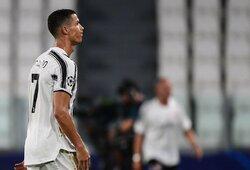 """""""Juventus"""" prezidentas paneigė gandus: C.Ronaldo lieka rungtyniauti Italijoje"""