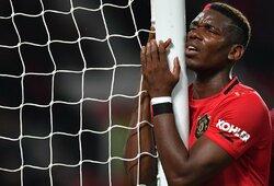 """""""Man Utd"""" pasistengs atsikratyti P.Pogba: pirkėjas jau yra"""