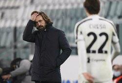 """Tuttosport"": A.Pirlo gali pakeisti Z.Zidane'as arba G.Gattuso"