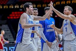 Europos čempionato gretas papildė dar keturios rinktinės