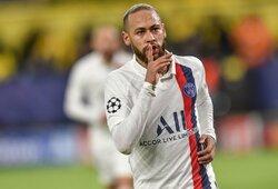 """""""Barcelona"""" išbraukė Neymarą iš """"norų"""" sarašo – koncentruosis ties svarbesniu pirkiniu"""