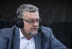 """V.Čeponis: """"Žalgiris"""" nuleis ant žemės """"Zenit"""", Lietuvos rinktinė atrankoje į Europos čempionatą nesuklups"""""""