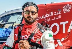Paskaičiavo: kas yra turtingiausi Dakaro ralio lenktynininkai?