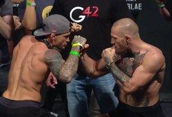 """""""UFC 257"""": C.McGregoras prieš D.Poirier (GYVAI)"""
