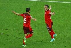 Dominavusi Šveicarija paliko Turkiją be pergalių ir A grupėje užėmė trečią vietą