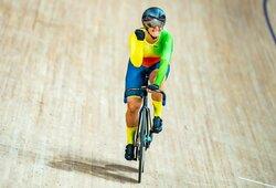 Puikiai važiavusios S.Krupeckaitė ir M.Marozaitė Tokijo olimpiadoje užėmė 5-ą vietą