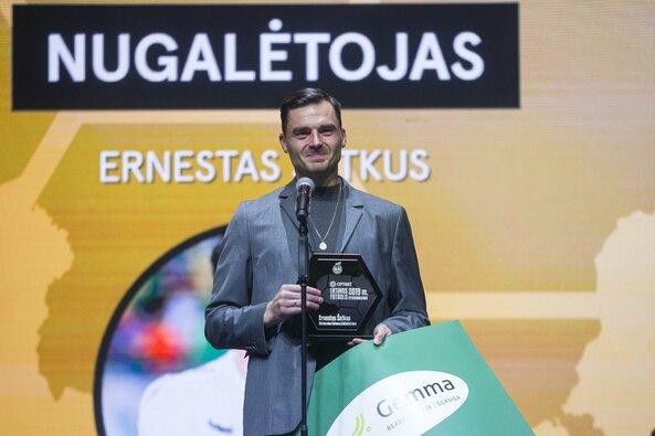 Lietuvos futbolo apdovanojimai