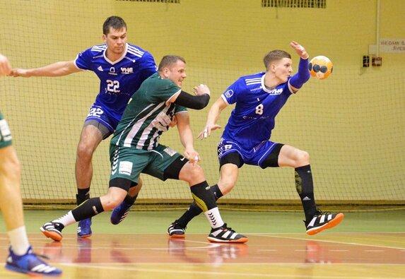 Lietuvos rankinio lygos rungtynės