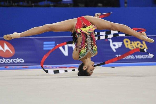 Pasaulio meninės gimnastikos čempionatas