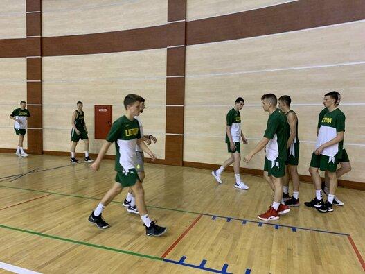 Lietuvių ir graikų rungtynės