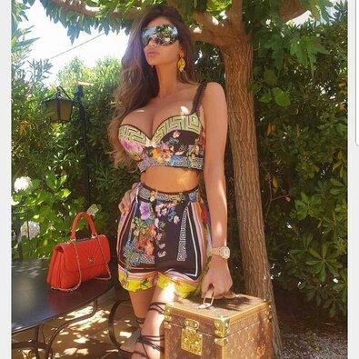 """Playboy"" modelis Soraja Vučelič"