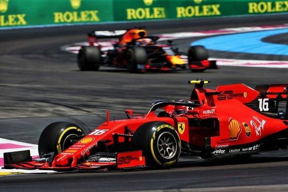 Prancūzijos GP lenktynės