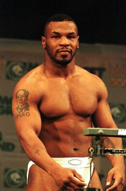Mike'as Tysonas