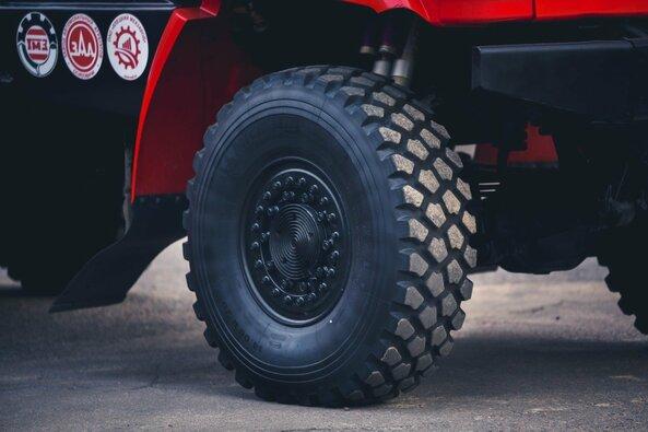 B.Vanagas išbandė Dakaro sunkvežimį