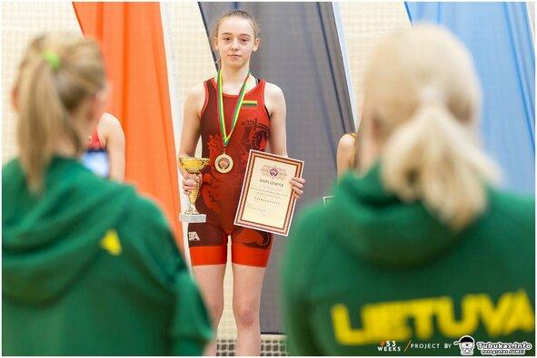 Lietuvos jaunimo imtynių čempionatas