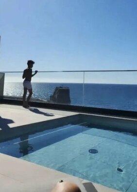 Prabangūs C.Ronaldo namai Madeiroje
