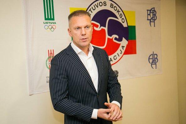 Lietuvos bokso apdovanojimai