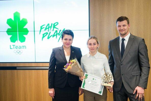 """Lietuvos """"Fair Play"""" apdovanojimai"""