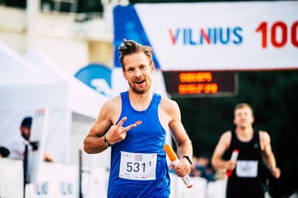 Tarptautinis Vilniaus 100 km bėgimas