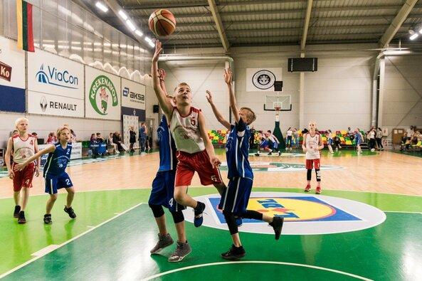Lietuvos mokyklų 3x3 krepšinio čempionatas