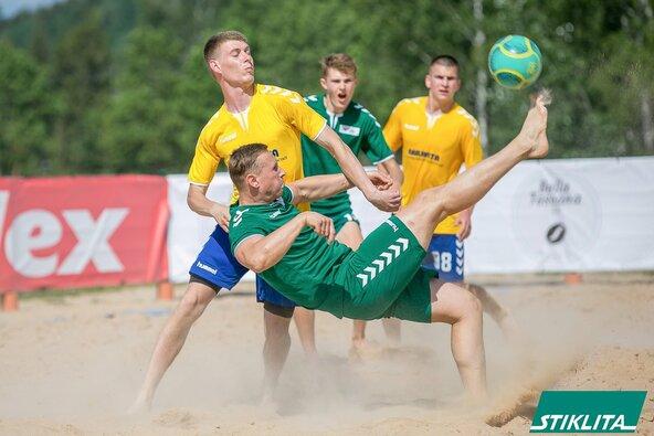 Lietuvos paplūdimio futbolo čempionatas
