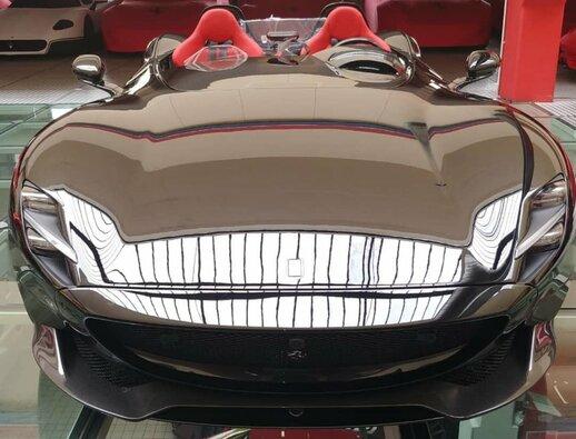 """Zlatano """"Ferrari Monza SP2"""""""