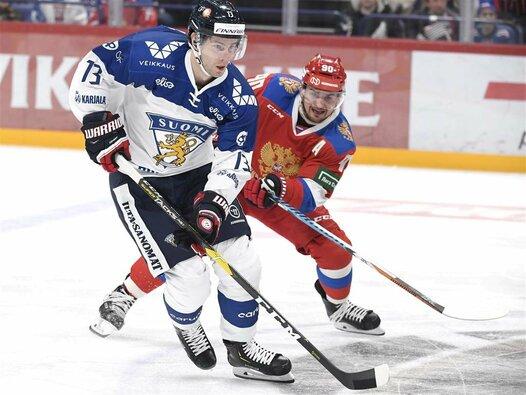 Suomių ir rusų rungtynės