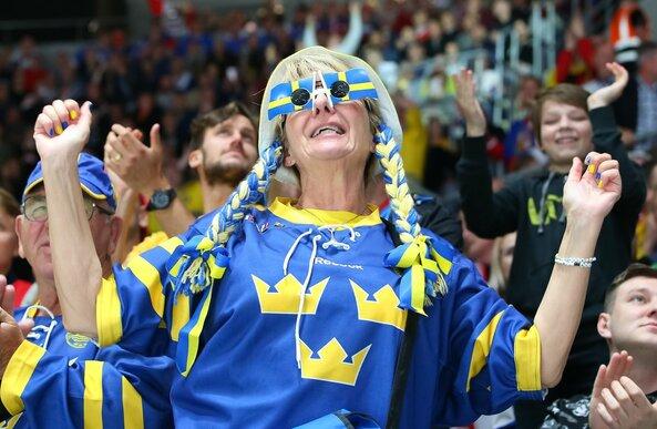 Rusų ir švedų rungtynės