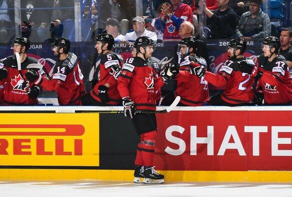 Kanada –JAV rungtynių akimirka