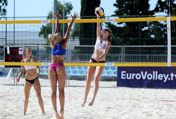 Europos jaunimo paplūdimio tinklinio čempionatas