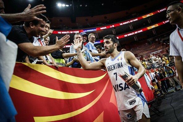 Argentinos triumfas