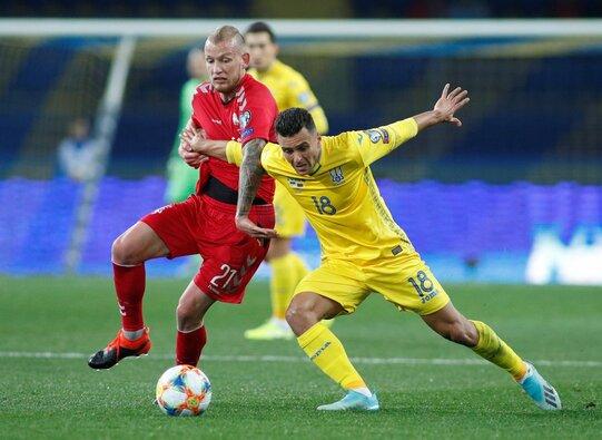 Ukrainos ir Lietuvos rungtynės