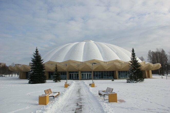 Elektrėnų ledo rūmai   Organizatorių nuotr.