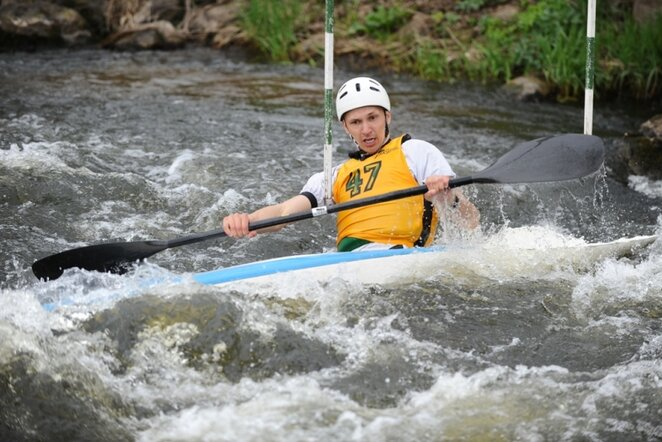 Čempionato akimirka | Augusto Četkausko/sportoakimirka.lt nuotr.