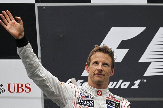 Jensonas Buttonas   REUTERS/Scanpix nuotr.