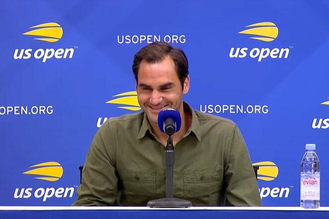 Rogeris Federeris | Youtube.com nuotr.