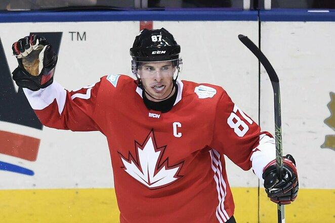 Sidney Crosby | Scanpix nuotr.