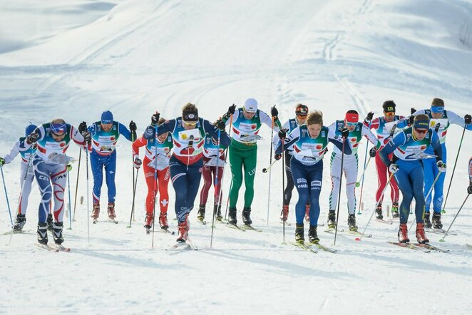 Pasaulio orientavimosi sporto slidėmis čempionatas | Organizatorių nuotr.